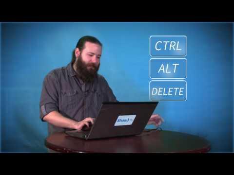CTRL-ALT-DELETE - Episode 1