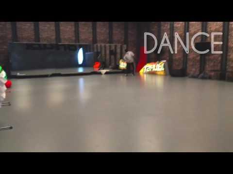 Танцы на тнтВместе с ТеоРепетиция концертаОльга Белянкина