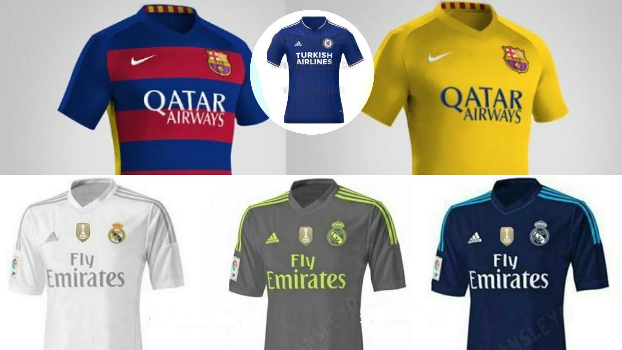 Barcelona Polo Shirt 2015   ANLIS