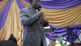 Pastor Peter Tembo