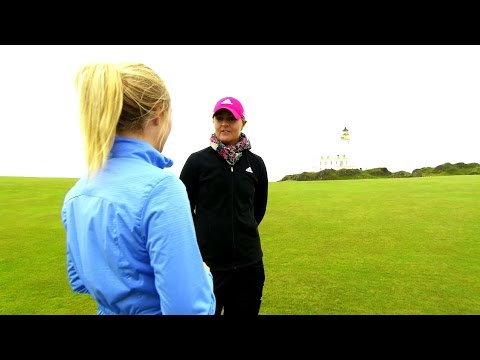 GW Walk The Course: Anna Nordqvist