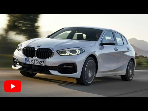 Asientos traseros del BMW Serie 1 116d