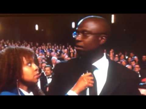 Andre Braugher @2014 Emmy Awards