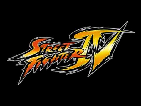 Street Fighter 4 - Music Theme (eng)