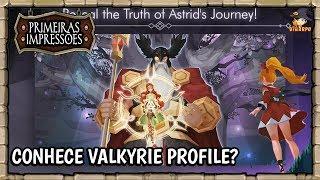 NOVO RPG DA NETMARBLE ESTILO VALKYRIE PROFILE / PhantomGate / GAMEPLAY ANDROID BR