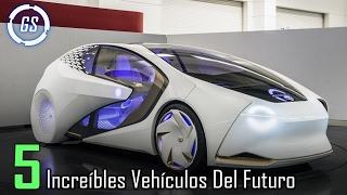 5 Increíbles Vehículos del Futuro || Autos y Motos del Futuro del CES2017