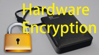 WD My Passport 2TB - Hardware Encryption (Review)