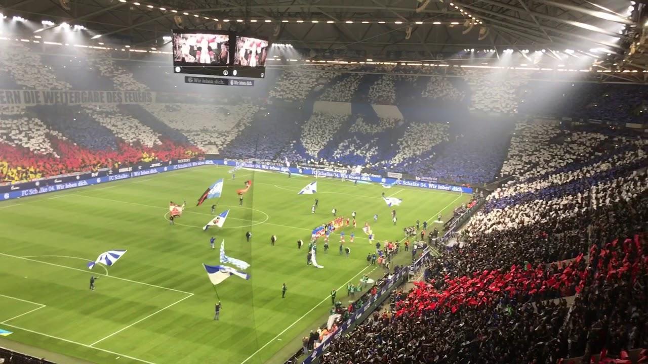 Choreo Schalke Nürnberg