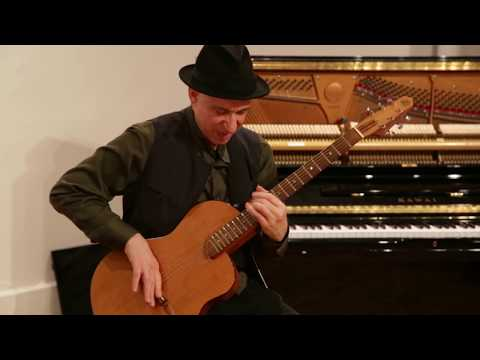 Elliott Sharp - solo guitar - NYC Free Jazz Summit / Arts for Art - March 26 2016