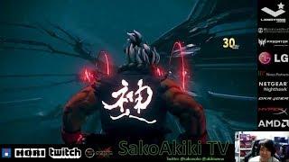 SFVAE - Sako vs. Shin Akuma!