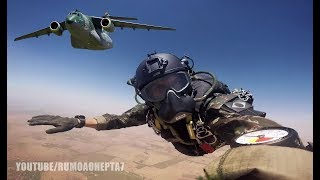 Brazilian Air Force (FAB) and Embraer: Embraer KC-390 Paratrooper Airdrop Test Flight - Força Aérea
