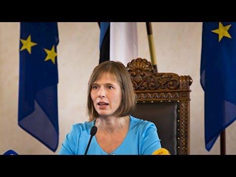 Президент Эстонии заявила, что Тартуский мирный договор действует