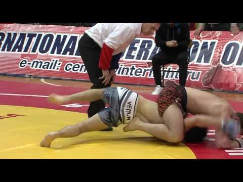 Championship of Eurasia FCF MMA 2016 part 2