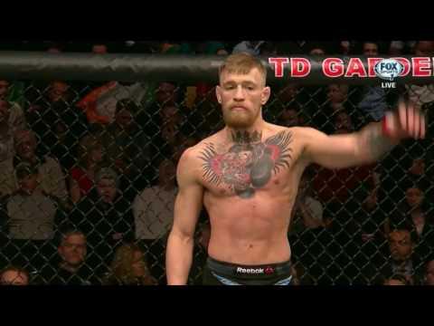 Conor McGregor MAULING Dennis Siver - UFC Highlights