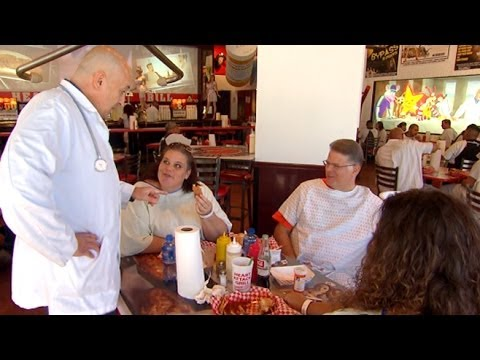 Heart Attack Grill: Monument to Greasy Gluttony