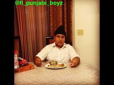 Roti New Song Fl Punjabi Boy Funny Song 2017
