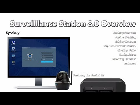 Surveilllance Station 8 0 Overview - Setting up a Reolink C2