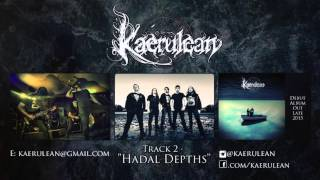 """Kaerulean """"Adrift"""" (2015) Official Album Stream"""