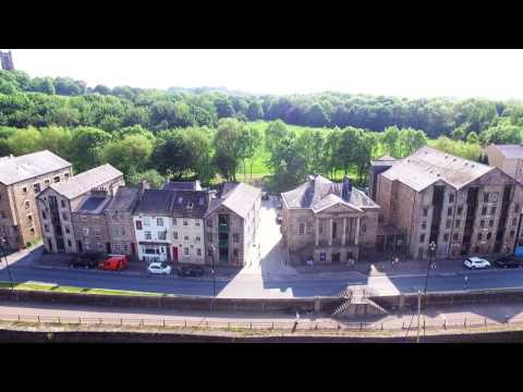 Lancaster on a sunny day #Bay Radio / DJI Phantom 3 standard