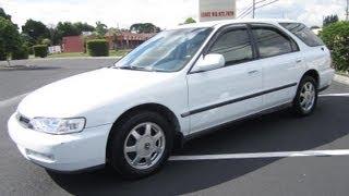 SOLD 1996 Honda Accord LX Wagon Meticulous Motors Inc Florida For Sale