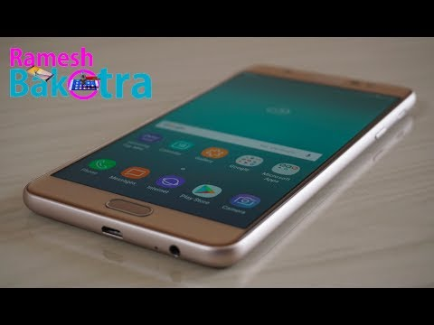 Samsung Galaxy J7 Max Full Review and Unboxing