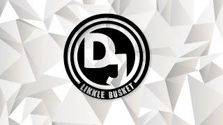 Copy of DJ BUSKET LOGO DESIGN  ILLUSTRATOR ( Re upload)