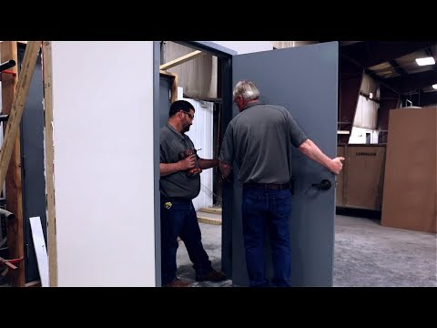 How to Fix Door Frames that are Set Twisted or Out of Square