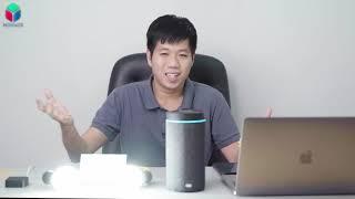 Loa thông minh OLLI MAIKA sau 1 tháng sử dụng: Dễ thương hơn chị Google