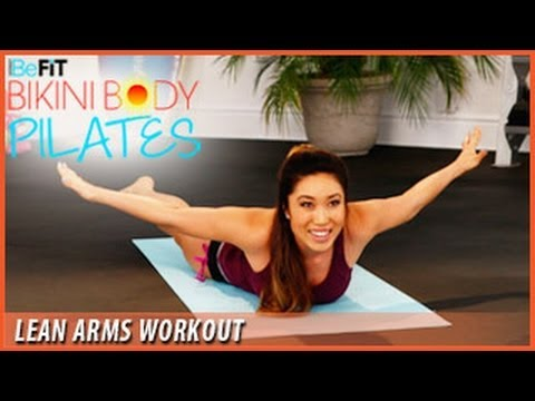 Bikini Body Pilates: Lean Arms Workout- Cassey Ho