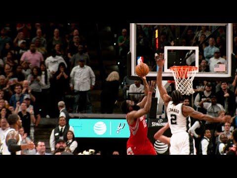 Top 10 Blocks of the Year: 2016-2017 NBA Regular Season
