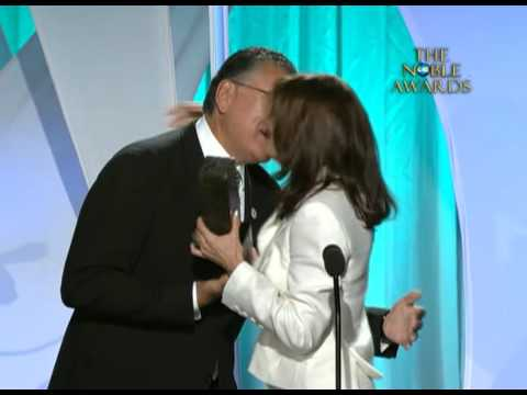 Teri Hatcher, James Denton - The Noble Awards (7 of 21)