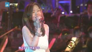 张靓颖20110428《印象西湖雨》杭州第七届中国国际动漫节