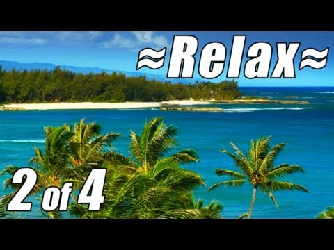 hd-best-hawaii-beaches---oahu-ocean-waves-sounds-blu-ray-/-dvd-relaxing-video-1080p-relax