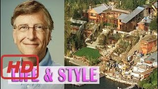 Celebrity Profiles | Bİll Gates Life Story, Net Worth, Cars, House, Private Jets and Luxurious Li