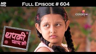 Thapki Pyar Ki - 10th March 2017 - थपकी प्यार की - Full Episode HD