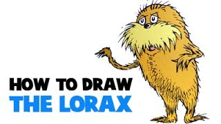 How to Draw The Lorax