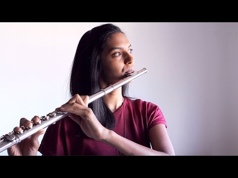 How Far I'll Go - Auli'i Cravalho (Moana) - Flute Cover