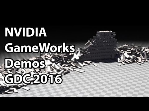 Details about NVIDIA's GameWorks 3 1 Update    - PC Perspective