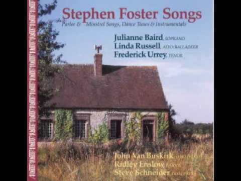 STEPHEN FOSTER: Selections featuring Julianne Bair...