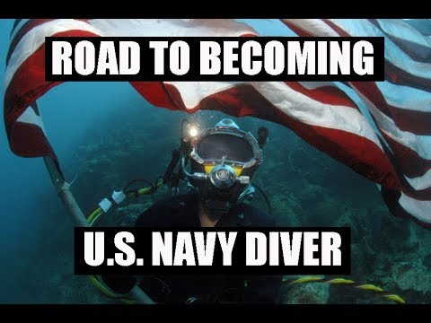 HOW TO BECOME U.S. NAVY DIVER