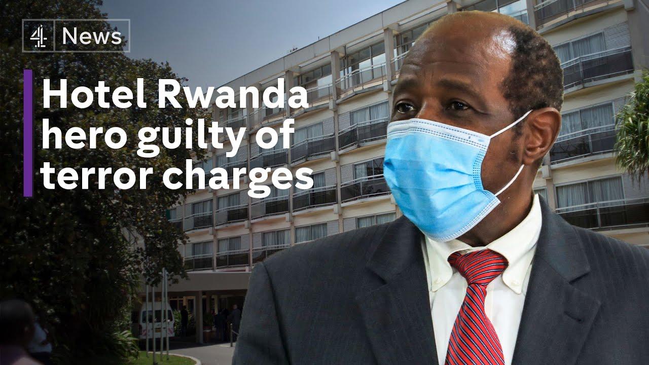 Download Hotel Rwanda hero Paul Rusesabagina found guilty of terror charges