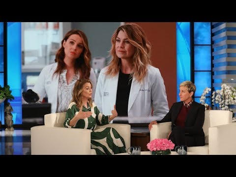 Ellen Pompeo Gets Emotional Over 'Grey's Anatomy' Impact