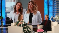 Ellen Pompeo Gets Emotional Over 'Grey's Anatomy' Impact