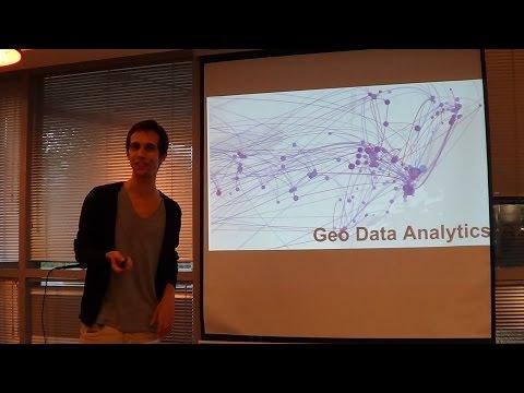 Geo Data analytics - Daniel Marcous  @ Google - Waze (Heb)