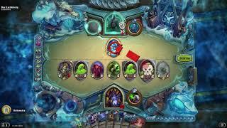 【Warlock vs. Lichking】 ☆ 【Hearthstone】