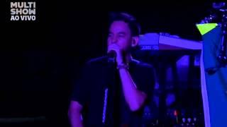 Linkin Park - Victimized (w/ QWERTY) (São Paulo 2012) HD