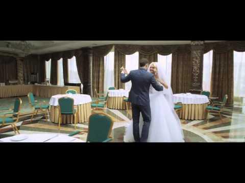 Свадьба в розовом цвете.Роман и Виктория Воробьёвы