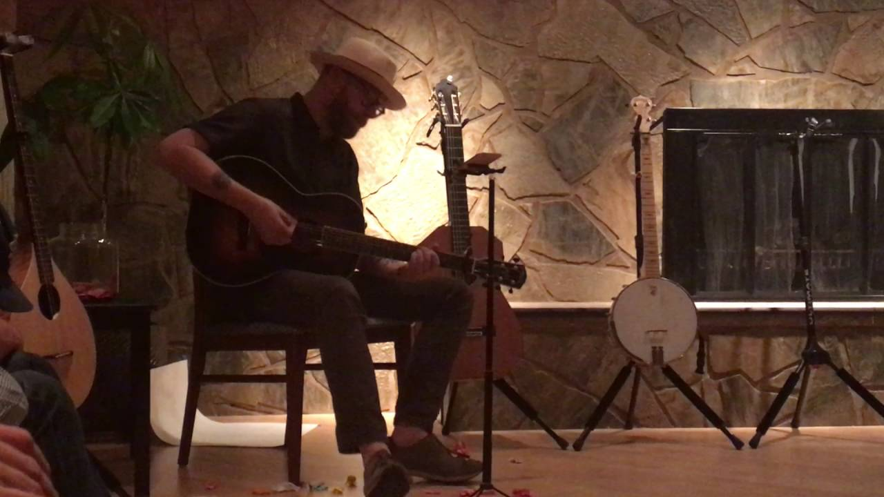 Mike Doughty Living Room Tour