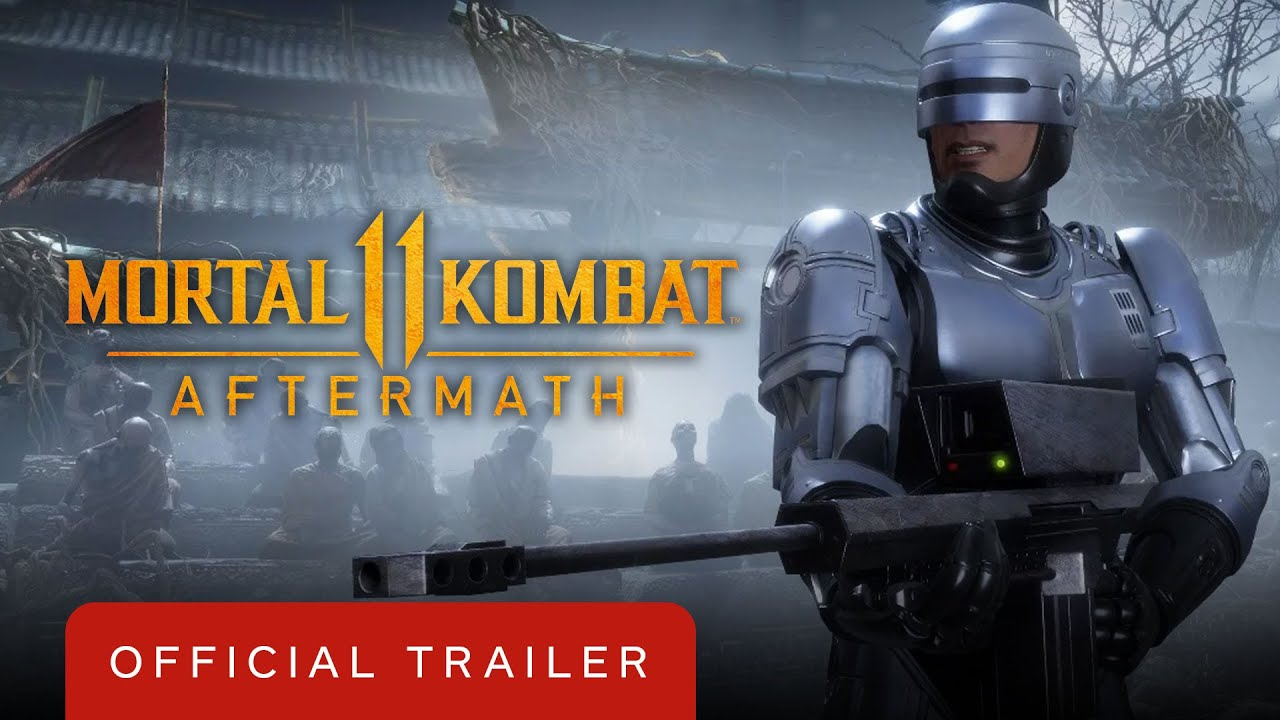 mortal kombat 11 aftermath logo