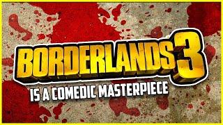 Borderlands 3 is a Comedic Masterpiece